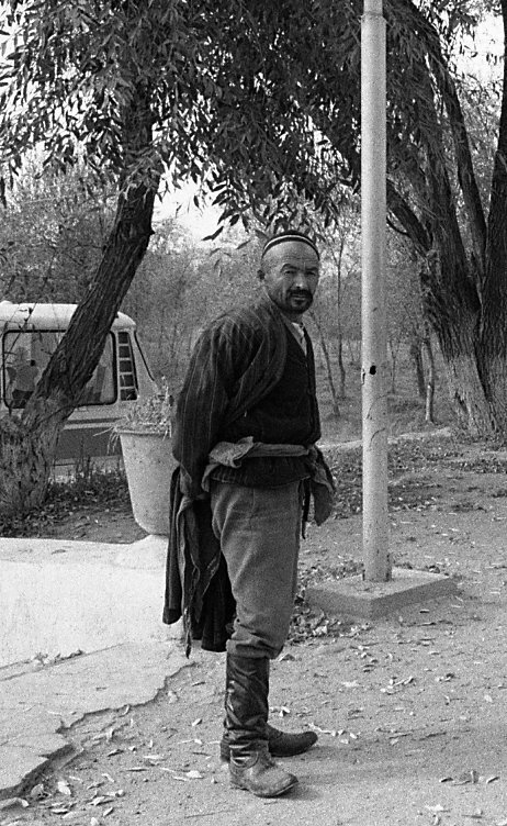Мужчина из Самарканда