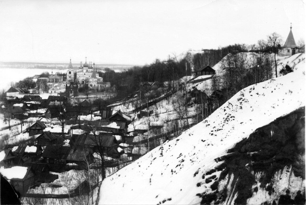 Вознесенский Печёрский монастырь