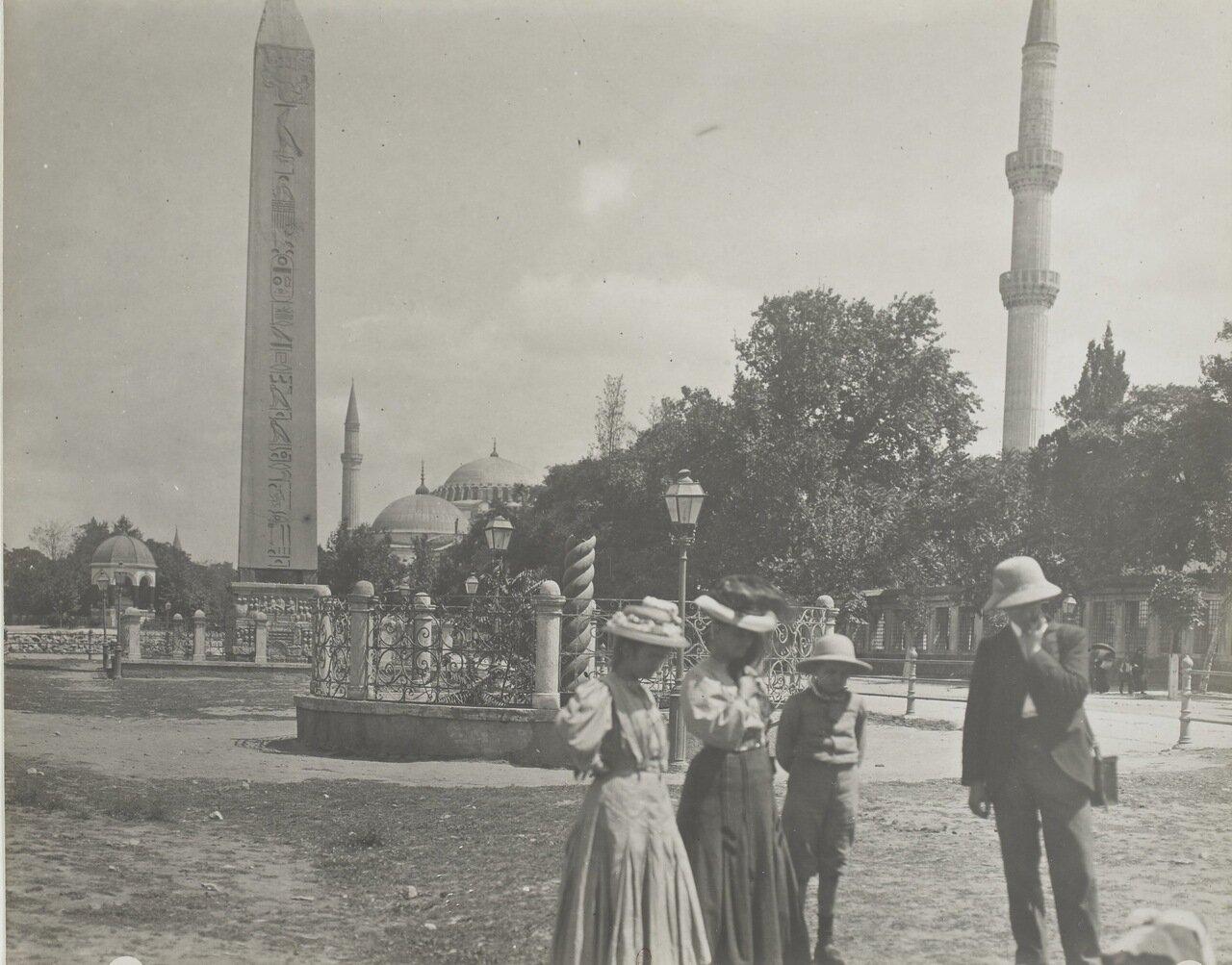 Турция. Константинополь. Ипподром