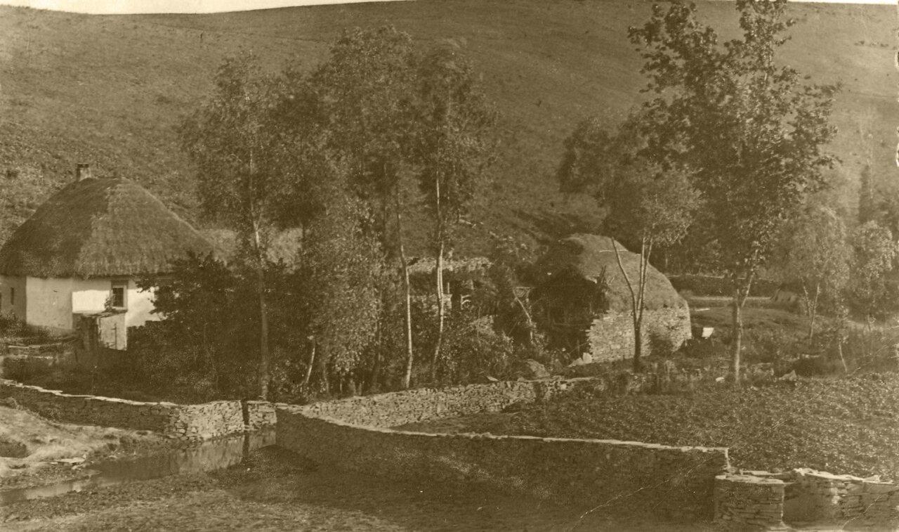 Село Весёлая гора под Луганском. 1907