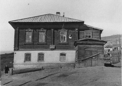 Дом Куйбышева