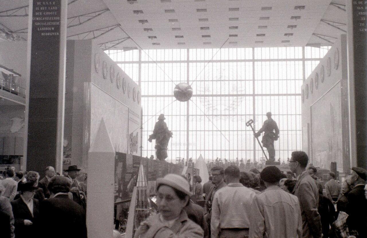 Павильон Советского Союза
