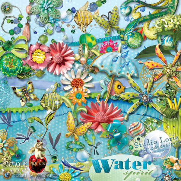 душа воды