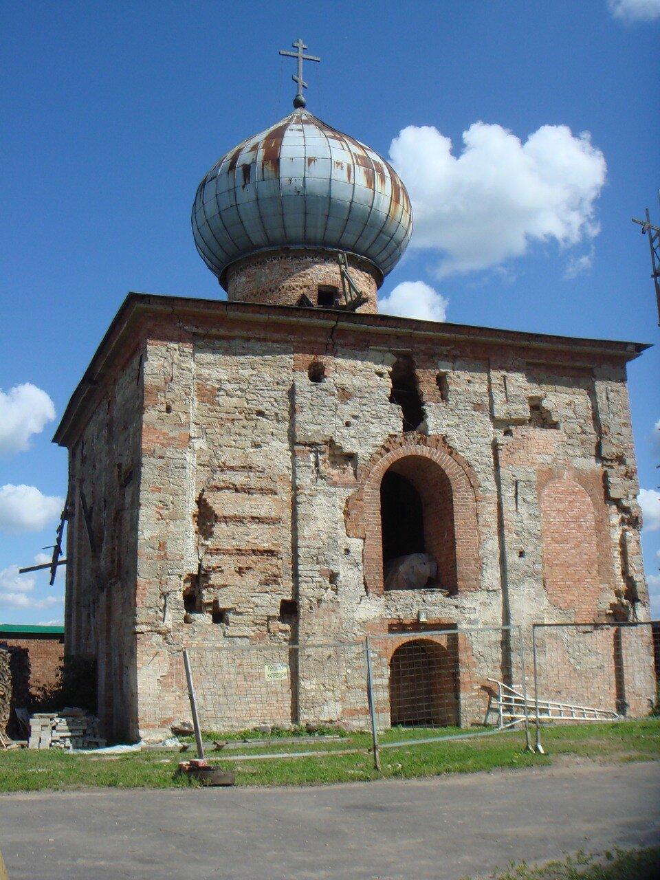 Старая Ладога - Свято-Никольский Монастырь