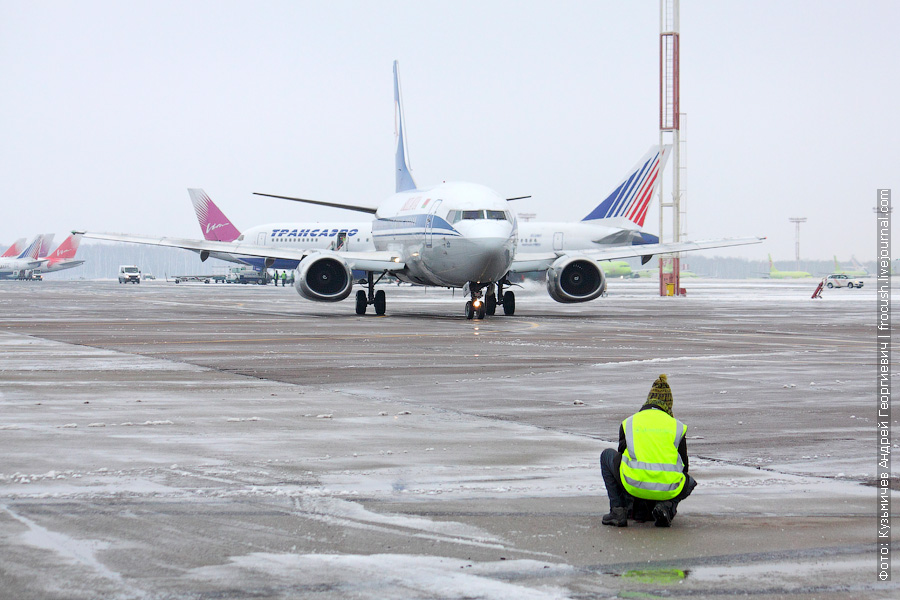 Boeing 737-524 (EW-253PA) Belavia