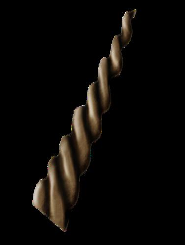 рог на прозрачном фоне