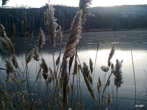 Зимнее озеро (1) для helpix.ru
