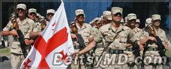 Грузинские солдаты дезертировали после приказа…
