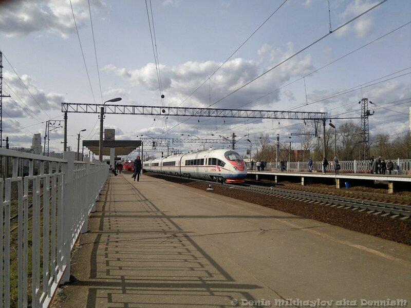 Станция Ховрино.