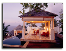 Сейшелы. О. Маэ. Banyan Tree Seychelles. Two Bedroom Double Pool Villa