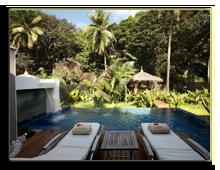 Сейшелы. О. Силуэт. Hilton Seychelles Labriz Resort & Spa. Silhouette Pavillion