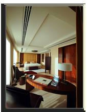 ОАЭ. Дубаи. Raffles Dubai. Diplomatic Suite