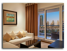 ОАЭ. Дубаи. UAE. Grosvenor House, Dubai. Premier Room