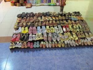 Обувь для восточных танцев