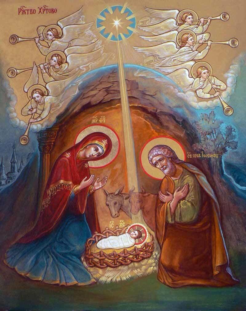 Рождество Христово.Иконы.. Обсуждение ...: www.liveinternet.ru/users/4462189/post256622532