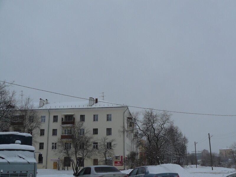 Поселок Водников