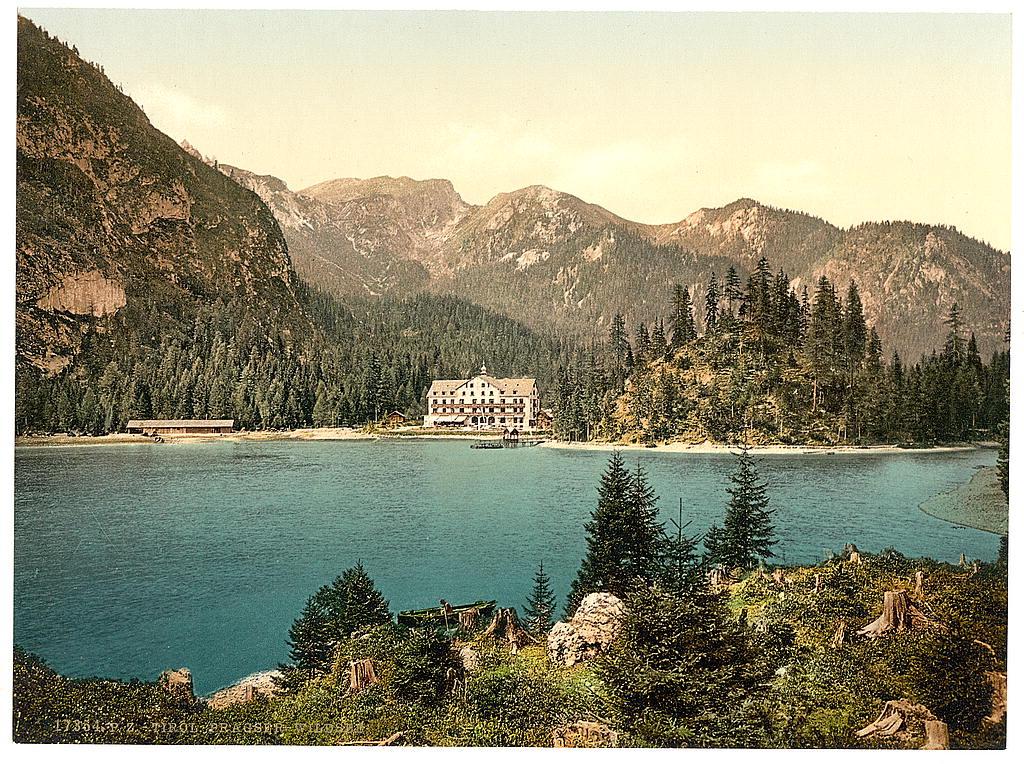 Австрия. Тироль 1890 - 1900 гг 0_80b02_c2b67045_orig
