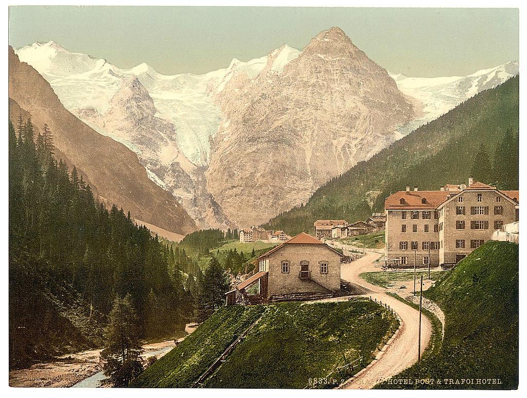 Австрия. Тироль 1890 - 1900 гг 0_80b06_12e8c05_orig