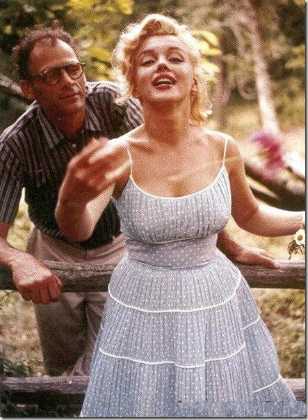 Мэрилин Монро! Великолепная и единственная!