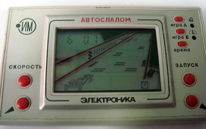 Игры прошлого «Ну, погоди!», Game Boy и «Тетрис»