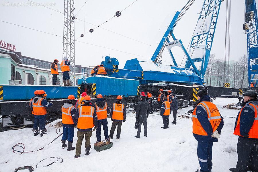 восстановительный поезд поздравления установка под ключ
