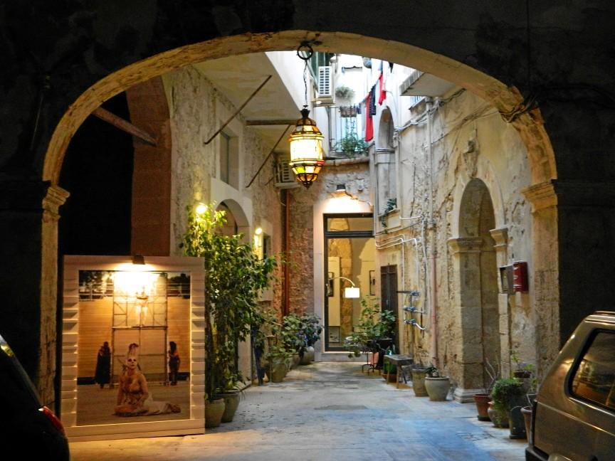 уличные арки фото
