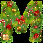 Новогодний,русский алфавит  0_7e8e4_68be5cb2_S