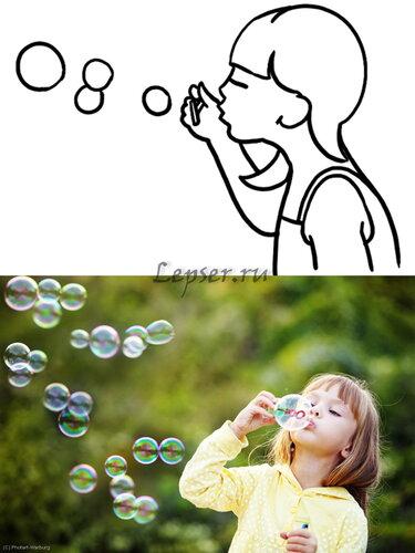 Лучшие позы для фотосессии детей