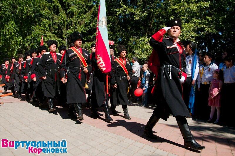9 мая в Кореновске. Фото проекта