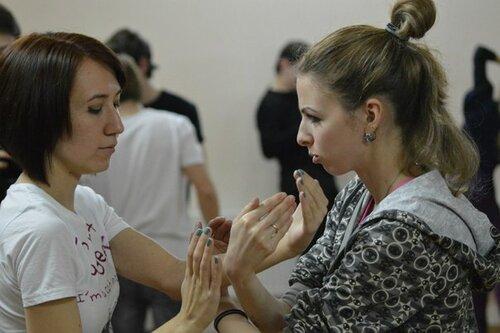 Двухдневный съезд фаерщиков в Краснодаре