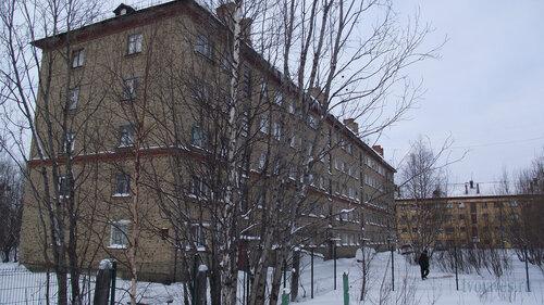Фото города Инта №2785  Гагарина 11 и 7 31.01.2013_13:25