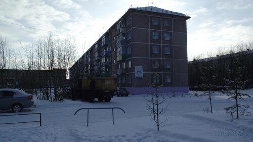 Фото города Инта №3659  Мира 24Б, 32 и 34 19.02.2013_12:17