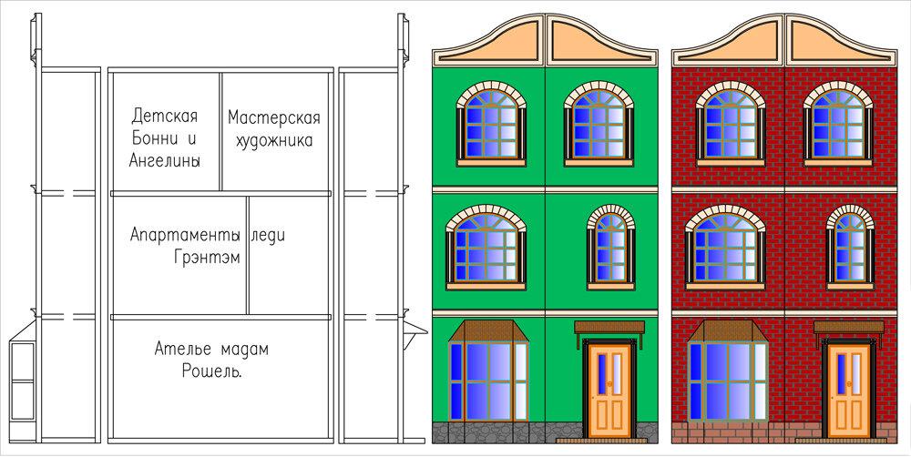 klepik21 - дом Викторианской эпохи
