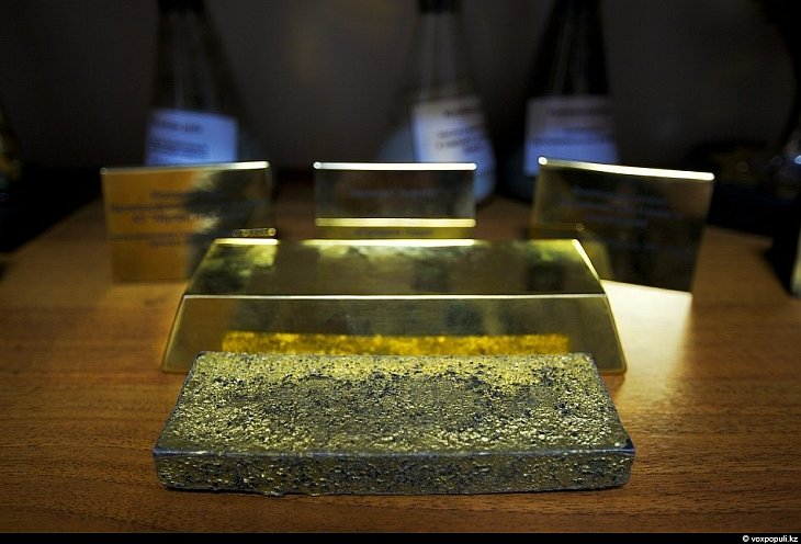 Как добывают золото (31 фото)