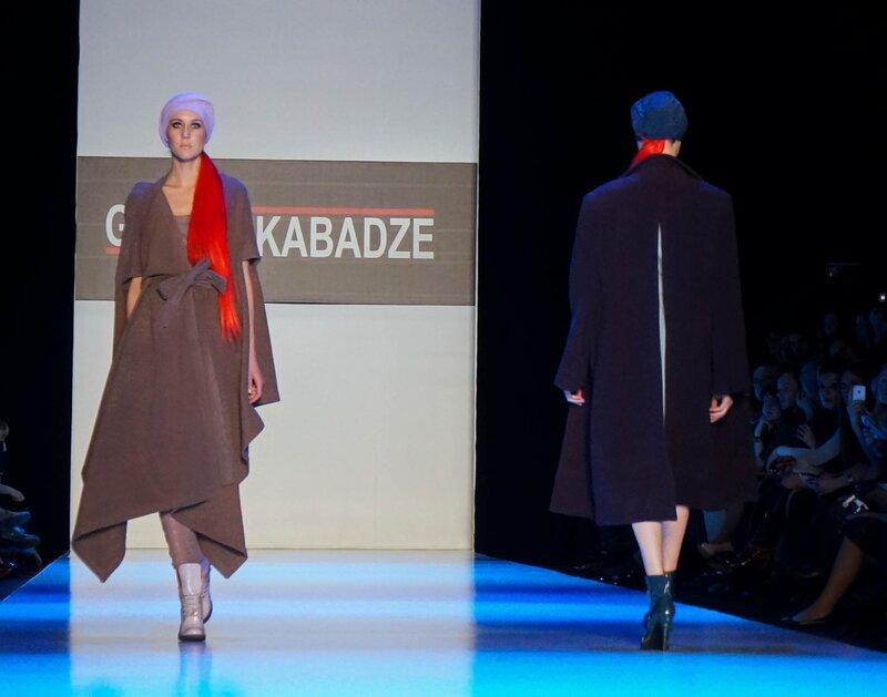 0 81757 d9acd578 XL Goga Nikabadze на Mercedes Benz Fashion Week