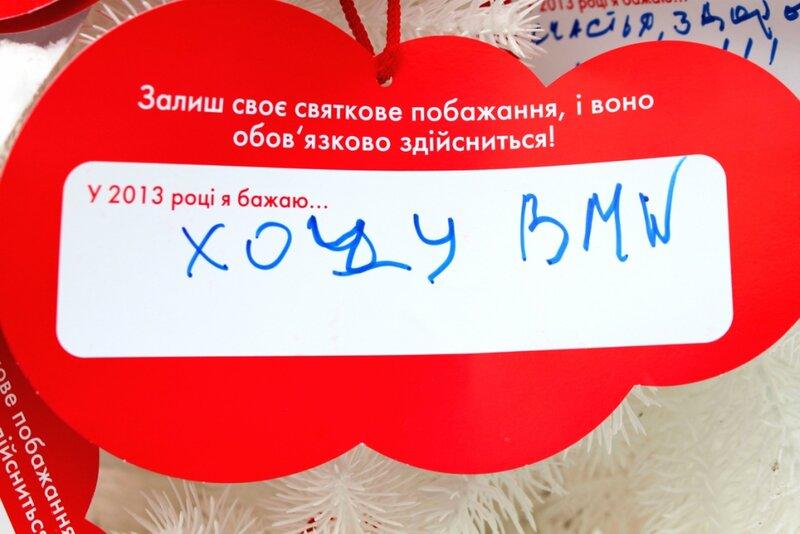 Новогоднее желание