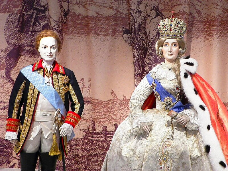 Г.А.Потемкин и Екатерина II