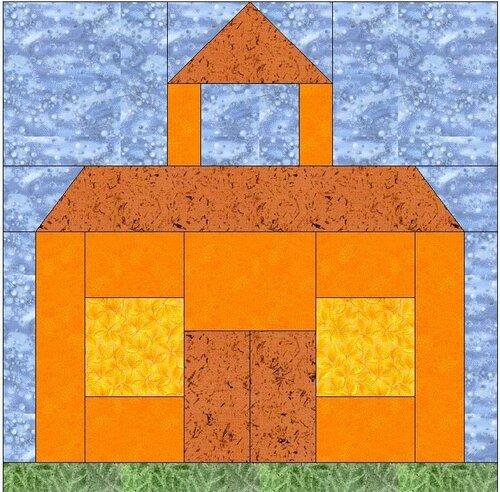 Блоки для печворк