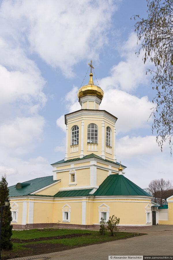 Знаменская церковь Макаровского монастыря Саранск