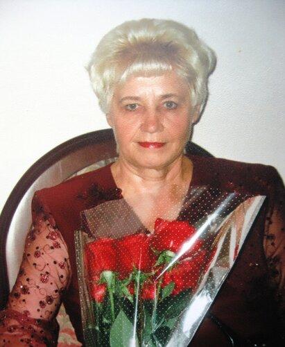 Валентина Ивановна Ягодина