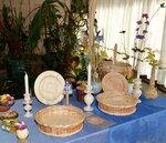 Выставка свадебной флористики в Минском ДКСЖ - 17-20 апреля 2013 года