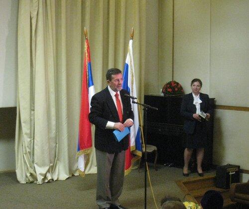 Сербия в сердце моем