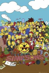 Постеры Симпсоны (Simpsons Poster)