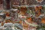 кирпичные текстуры форта Милютин