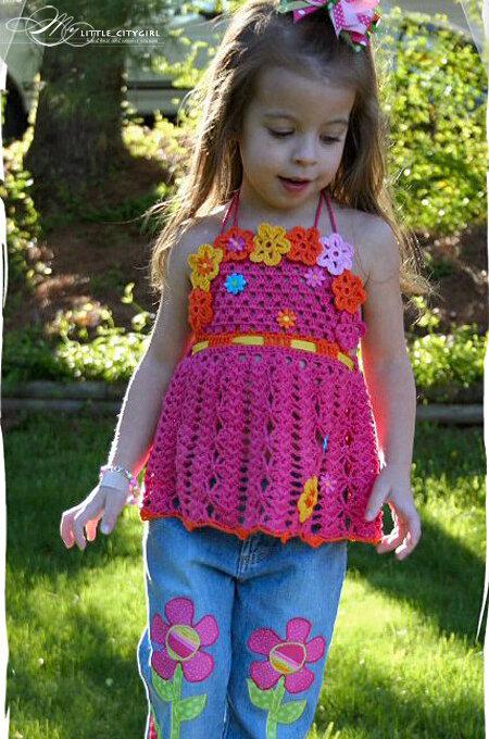 Вязание на 2 летнюю девочку 88