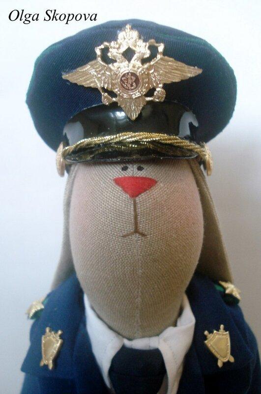 заяц генерал