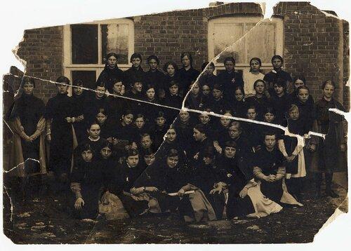 Таганрогская 1-я женская (Мариинская) гимназия, 1920
