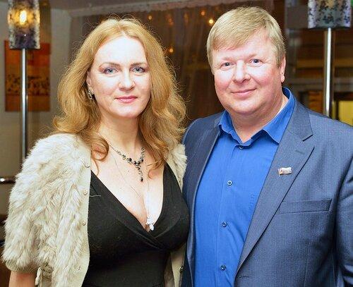 Маргарита майская и Махаил Вашуков