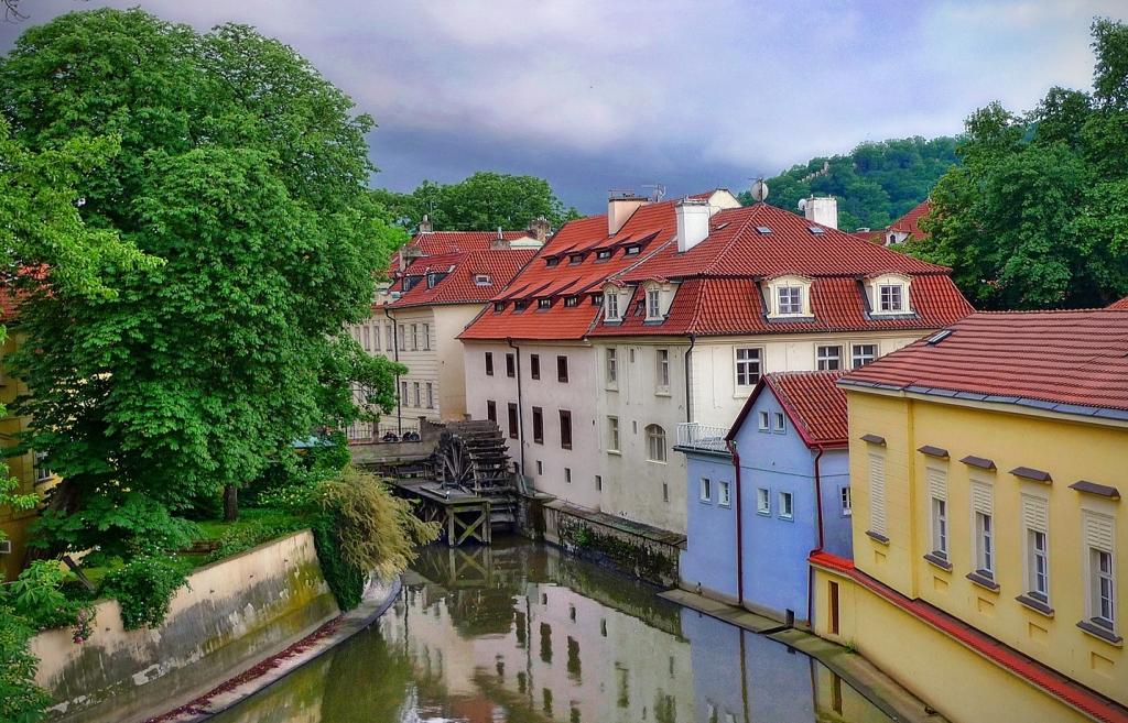 Контрасты Праги