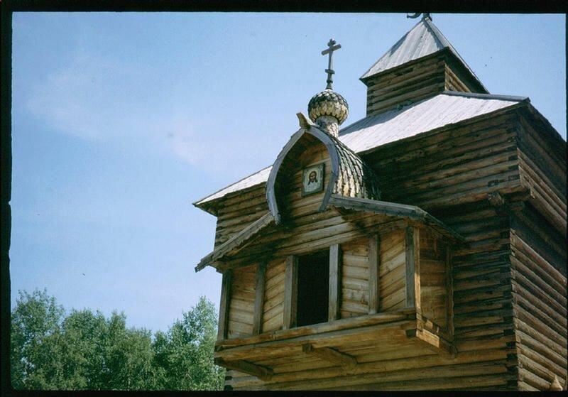 147. Музей деревянного зодчества под Иркутском